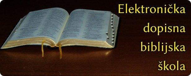 Biblijski tečaj