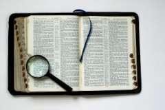 Priroda Svetog pisma