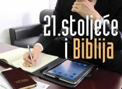 21.stoljeće i Biblija