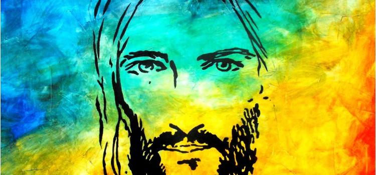 Isus u bojama