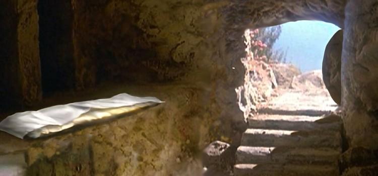 Nije ovdje – uskrsnuo je!