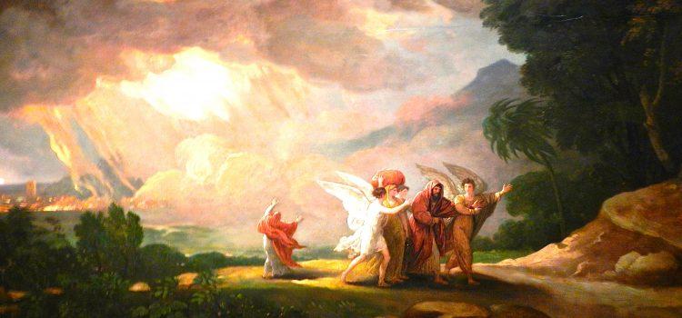 Bijeg iz Sodoma