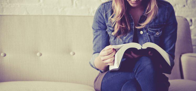 Kako započeti s čitanjem Biblije?