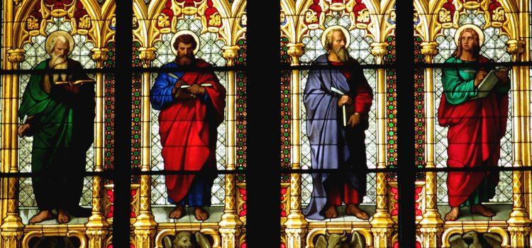Usporedni prikaz Evanđelja