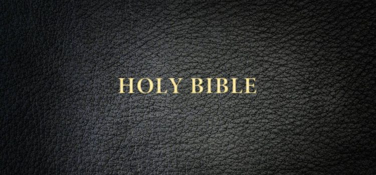 Biblija je jedinstvena