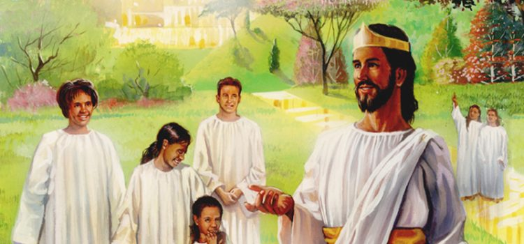 Jedan narod, opran u krvi, obučen u bjelinu