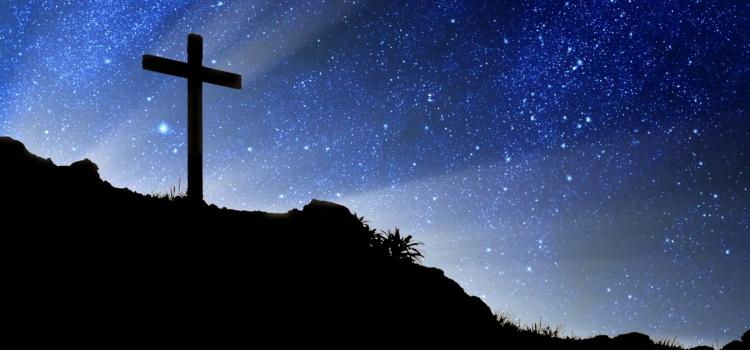 Krist koji oprašta