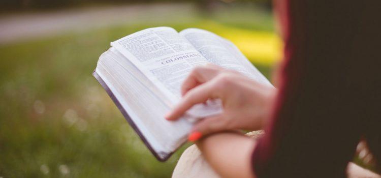 Čitajte Bibliju!